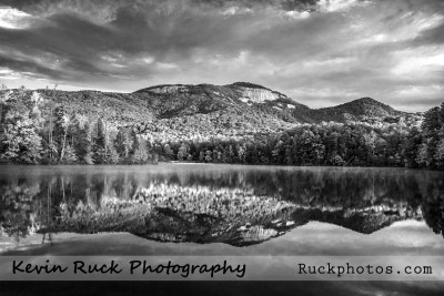 Mountain Reflections (Table Rock State Park - Pickens, SC)