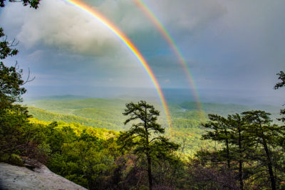 10 - Table Rock Rainbow